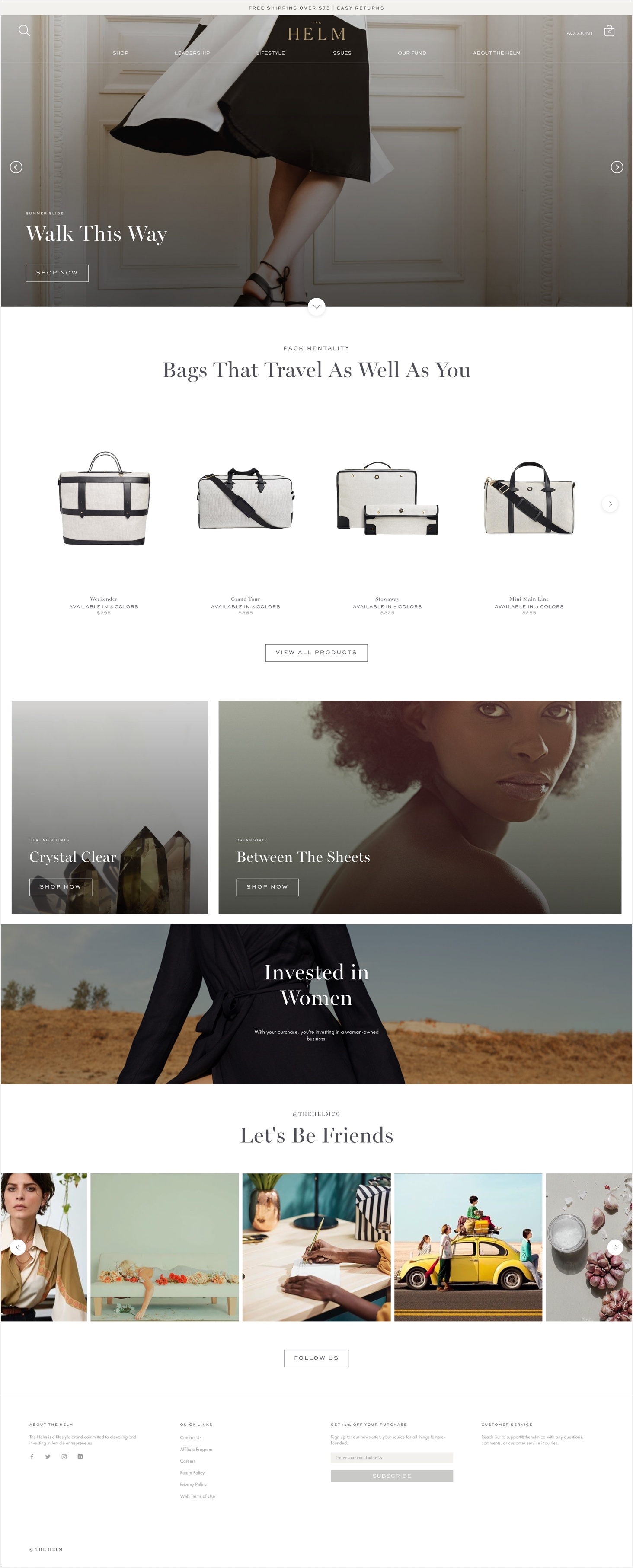 The Helm Homepage